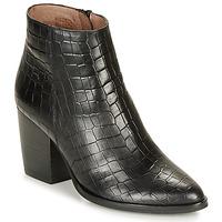 Pantofi Femei Botine Wonders M4103-COCO-NEGRO Negru