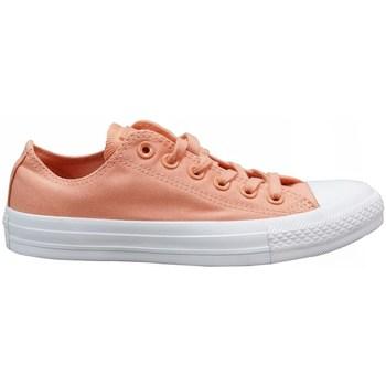 Pantofi Copii Pantofi sport Casual Converse Chuck Tylor AS OX Roz
