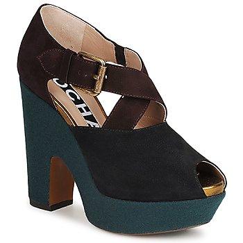Încăltăminte Femei Pantofi cu toc Rochas NINFEA Maro / Albastru