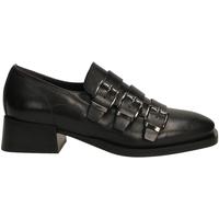 Pantofi Femei Pantofi Derby Laura Bellariva VITELLO nero-nero