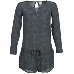 Îmbracaminte Femei Jumpsuit și Salopete Petite Mendigote LOUISON Negru / Gri