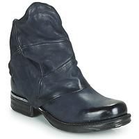 Pantofi Femei Ghete Airstep / A.S.98 SAINT METAL Albastru