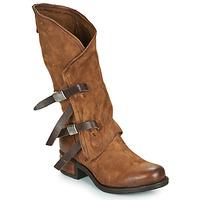 Pantofi Femei Cizme casual Airstep / A.S.98 ISPERIA BUCKLE Maro
