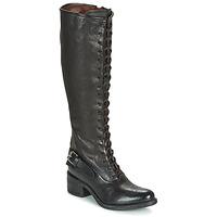Pantofi Femei Cizme casual Airstep / A.S.98 OPEA LACE Negru