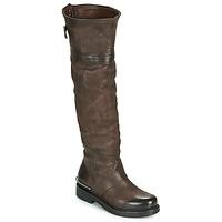 Pantofi Femei Cizme casual Airstep / A.S.98 BRET HIGH Maro
