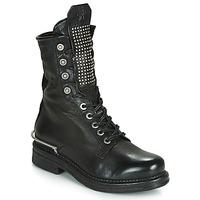 Pantofi Femei Ghete Airstep / A.S.98 BRET METAL Negru