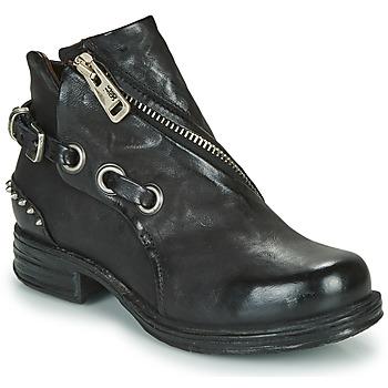 Pantofi Femei Ghete Airstep / A.S.98 SAINT EC CLOU Negru