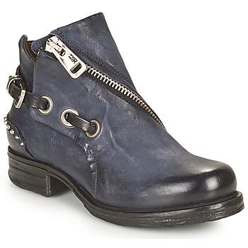 Pantofi Femei Ghete Airstep / A.S.98 SAINT EC CLOU Bleumarin