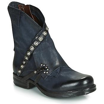 Pantofi Femei Ghete Airstep / A.S.98 SAINT EC RIVET Albastru