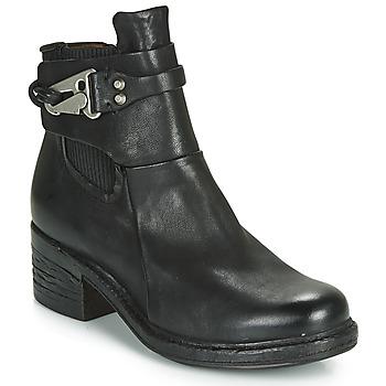 Pantofi Femei Ghete Airstep / A.S.98 NOVA 17 CHELS Negru