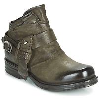 Pantofi Femei Ghete Airstep / A.S.98 SAINT EC STRAPE Kaki