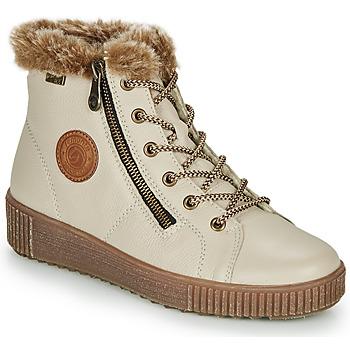 Pantofi Femei Pantofi sport stil gheata Remonte Dorndorf SERNNA Bej