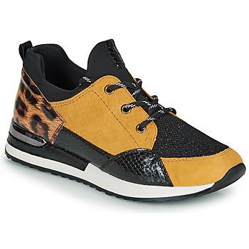 Pantofi Femei Pantofi sport Casual Remonte Dorndorf R2503-70 Negru