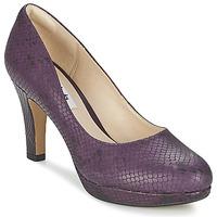 Încăltăminte Femei Pantofi cu toc Clarks CRISP KENDRA Violet