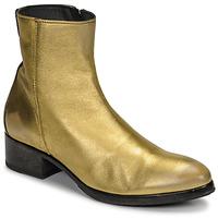 Pantofi Femei Botine Moma NJ ORO Auriu