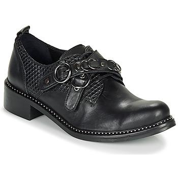 Pantofi Femei Pantofi Derby Regard ROABAX VA MAIA Negru