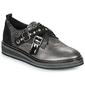 Pantofi Femei Pantofi Derby Regard ROCTALOU V1 MET Gri