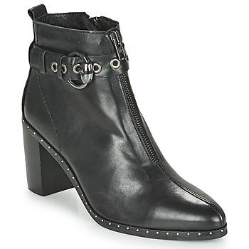Pantofi Femei Botine Philippe Morvan BAXEL3 V1 MAIA Negru