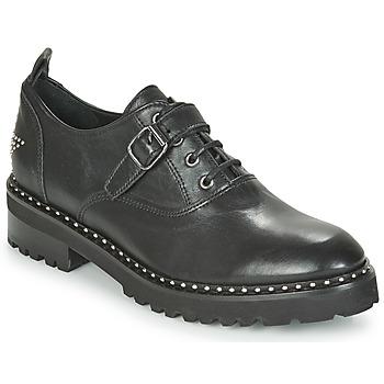 Pantofi Femei Pantofi Derby Philippe Morvan DAILY V1 MAIA Negru
