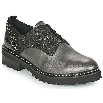 Pantofi Femei Pantofi Derby Philippe Morvan DIVON V2 Gri