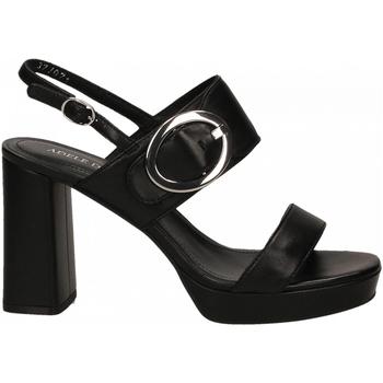 Pantofi Femei Sandale  Adele Dezotti NAPPA nero