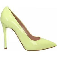 Pantofi Femei Pantofi cu toc Adriano Agostini DECOLLETE lime