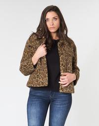 Îmbracaminte Femei Jachete See U Soon 9262153 Leopard