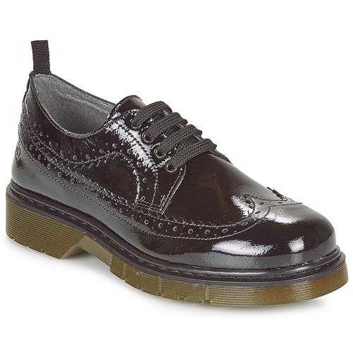 Pantofi Fete Pantofi Derby Citrouille et Compagnie LOUVINO Negru