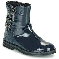 Pantofi Fete Ghete Citrouille et Compagnie LIMIDOU Albastru