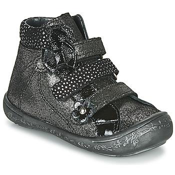 Pantofi Fete Ghete Citrouille et Compagnie HODIL Negru