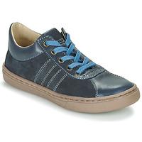 Pantofi Băieți Pantofi Derby Citrouille et Compagnie LIMINO Bleumarin