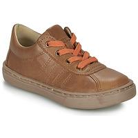 Pantofi Băieți Pantofi Derby Citrouille et Compagnie LUKITO Camel