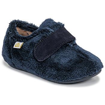 Pantofi Băieți Papuci de casă Citrouille et Compagnie LAFINOU Bleumarin
