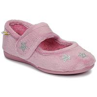 Pantofi Fete Papuci de casă Citrouille et Compagnie LAFIFOU Roz