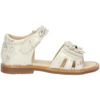 Pantofi Fete Sandale  Balocchi 496488 Platinum