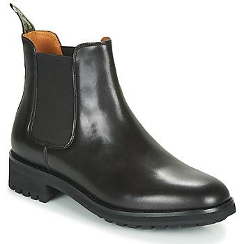 Pantofi Bărbați Ghete Polo Ralph Lauren BRYSON CHLS Negru