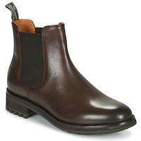 Pantofi Bărbați Ghete Polo Ralph Lauren BRYSON CHLS Maro