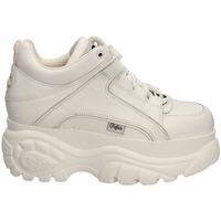 Pantofi Femei Pantofi sport Casual Buffalo SOFT blanc-bianco