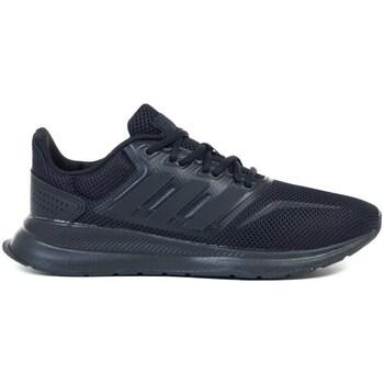 Pantofi Copii Trail și running adidas Originals Runfalcon K Negre