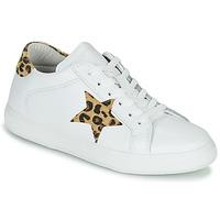 Pantofi Femei Pantofi sport Casual Yurban LAMBANE Alb