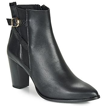 Pantofi Femei Botine So Size AURELIO Negru
