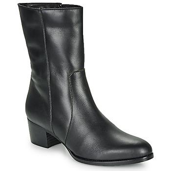Pantofi Femei Botine So Size GASPARD Negru