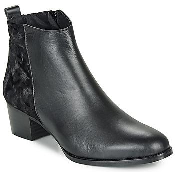 Pantofi Femei Botine So Size GUILERMO Negru