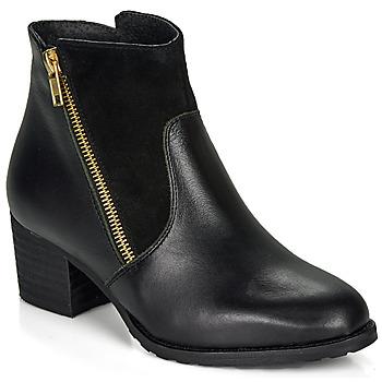 Pantofi Femei Botine So Size FELICIO Negru