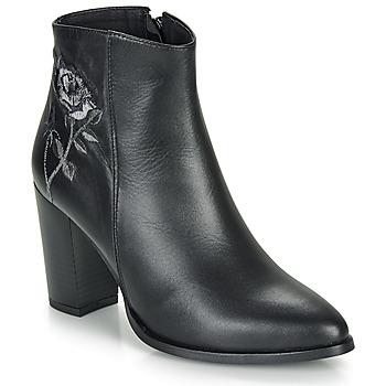 Pantofi Femei Botine So Size BORDELO Negru