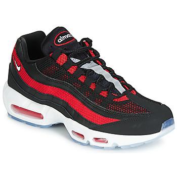 Pantofi Bărbați Pantofi sport Casual Nike AIR MAX 95 Negru / Roșu