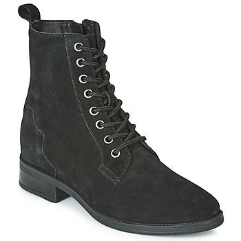 Pantofi Femei Ghete Esprit CICILY LB Negru
