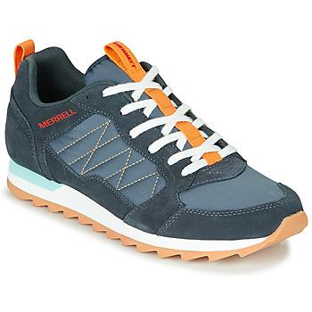 Pantofi Bărbați Pantofi sport Casual Merrell ALPINE SNEAKER Albastru / Portocaliu