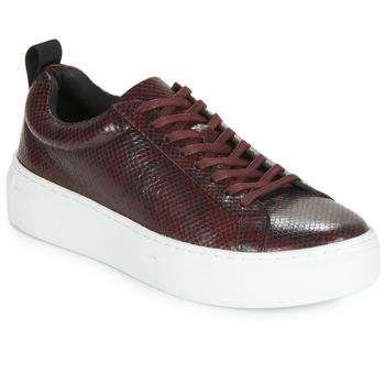 Pantofi Femei Pantofi sport Casual Vagabond ZOE PLATFORM Roșu-bordeaux