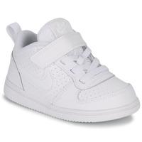 Pantofi Copii Pantofi sport Casual Nike PICO 5 TODDLER Alb
